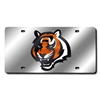 Cincinnati Bengals NFL Laser Cut License Plate Cover