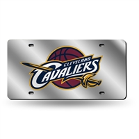 Cleveland Cavaliers NBA Laser Cut License Plate Tag