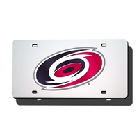Carolina Hurricanes NHL Laser Cut License Plate Cover