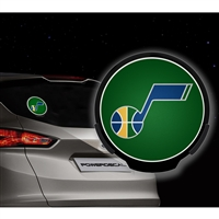 Utah Jazz NBA Power Decal
