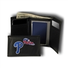 Philadelphia Phillies MLB Embroidered Trifold Wallet