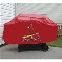 St. Louis Cardinals MLB Economy Barbeque Grill Cover