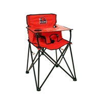 Miami Ohio Redhawks NCAA Ultimate Travel Child High Chair