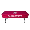 Ohio State Buckeyes NCAA Ultimate 6 Foot Table Cover