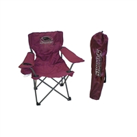 Southern Illinois Salukis NCAA Ultimate Junior Tailgate Chair