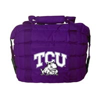 Texas Christian Horned Frogs NCAA Ultimate Cooler Bag