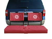 Alabama Crimson Tide Tailgate Hitch Seat Cover