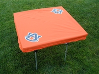 Auburn University Tigers Card Table Cover