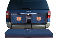 Auburn Tigers Tailgate Hitch Seat Cover