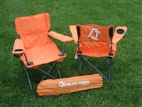 Bowling Green Falcons Junior Ultimate Tailgate Chair