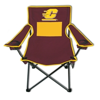 Central Michigan Chippewas Monster Mesh 300lb. Weight Chair