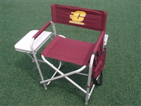 Central Michigan Chippewas Ultimate Director's Chair