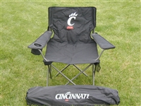 Cincinnati Bearcats Ultimate Tailgate Chair