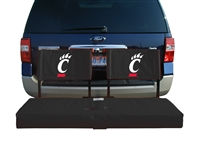 Cincinnati Bearcats Tailgate Hitch Seat Cover