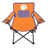 Clemson Tigers Monster Mesh 300lb. Weight Chair