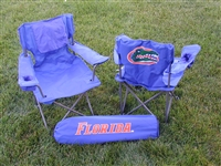 Florida Gators Junior Ultimate Tailgate Chair - Blue