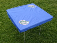 Florida Gators Card Table Cover - Orange