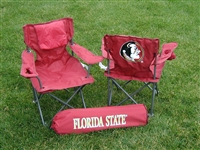 Florida State Seminoles Junior Ultimate Tailgate Chair - Garnet