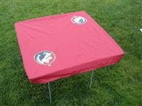 Florida State Seminoles Card Table Cover