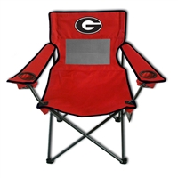Georgia Bulldogs Monster Mesh 300lb. Weight Chair