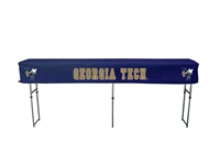 Georgia Tech Yellow Jackets Fitted Canopy Table Cover