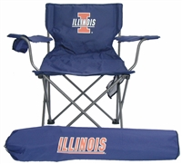 Illinois Fighting Illini Ultimate Tailgate Chair
