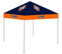 Illinois Fighting Illini 9x9 Ultimate Tailgate Canopy