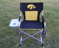 Iowa Hawkeyes Ultimate Director's Chair