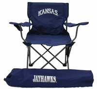 Kansas Jayhawks Ultimate Tailgate Chair