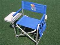 Kansas Jayhawks Ultimate Director's Chair