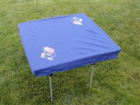 Kansas Jayhawks Card Table Cover