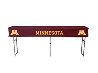 Minnesota Golden Gophers Fitted Canopy Table Cover