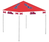 Ole Miss Rebels 9x9 Ultimate Tailgate Canopy