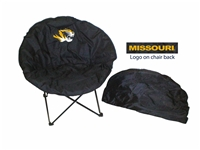 Missouri Tigers Round Chair