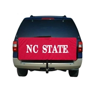 NC State Tailgate Hitch Seat Cover