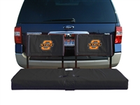 Oklahoma State Cowboys Tailgate Hitch Seat Cover