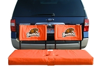 Oregon State Beavers Tailgate Hitch Seat Cover