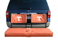Tennessee Volunteers Tailgate Hitch Seat Cover