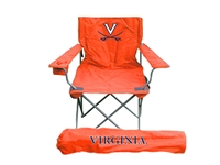 Virginia Cavaliers Orange Chair