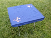 Virginia Cavaliers Card Table Cover