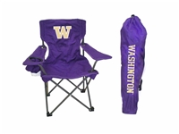 Washington Huskies Junior Tailgate Chair