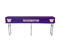 Washington Huskies Fitted Canopy Table Cover