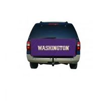Washington Huskies Tailgate Hitch Seat Cover