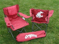 Washington State Cougars Junior Ultimate Tailgate Chair