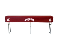 Washington State Cougars Fitted Canopy Table Cover