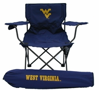West Virginia Mountaineers Ultimate Tailgate Chair