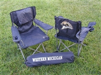 Western Michigan Broncos Junior Ultimate Tailgate Chair