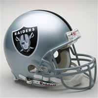 Riddell Oakland Raiders Full Size Authentic ProLine NFL Helmet