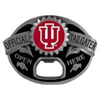 Collegiate Buckle - Indiana Hoosiers