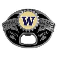 Collegiate Buckle - Washington Huskies